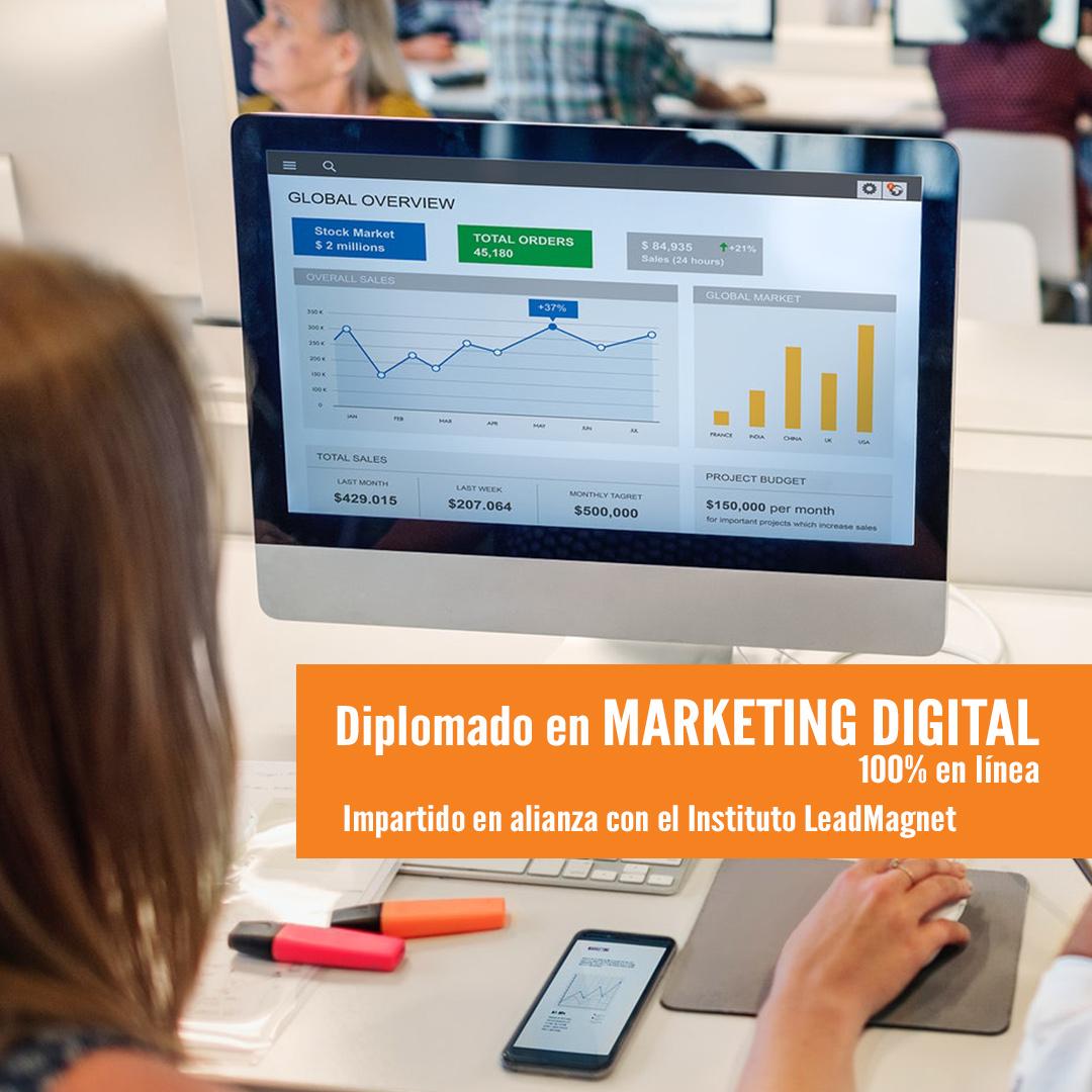 Diplomado en Marketig Digital